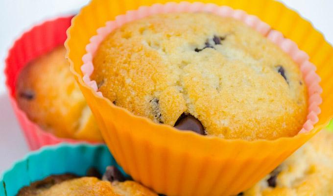 Muffin ny�rfacukorral, az eg�szs�g�rt