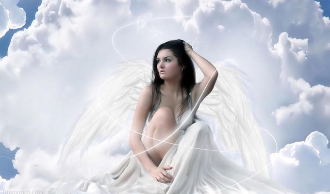 A cs�t�rt�ki nap angyali �zenete