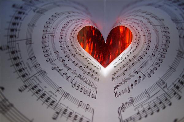 Zenem�gia - A szerelmi �leted�rt