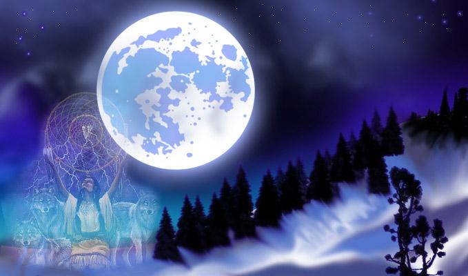 Szerelem az Indi�n Holdjegyed t�kr�ben