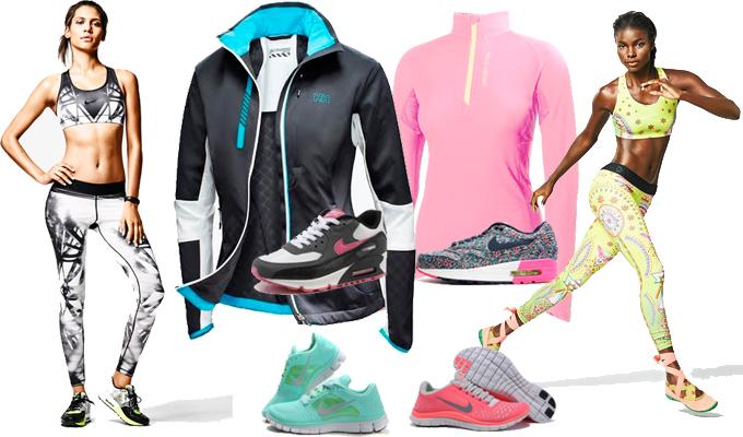 Sportnak megfelel� �s sikkes - Az edz�ruh�zat k�t fontos tulajdons�ga
