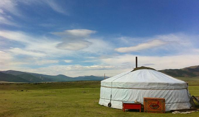 A mongol hal�lf�reg- Az olgoj legend�ja