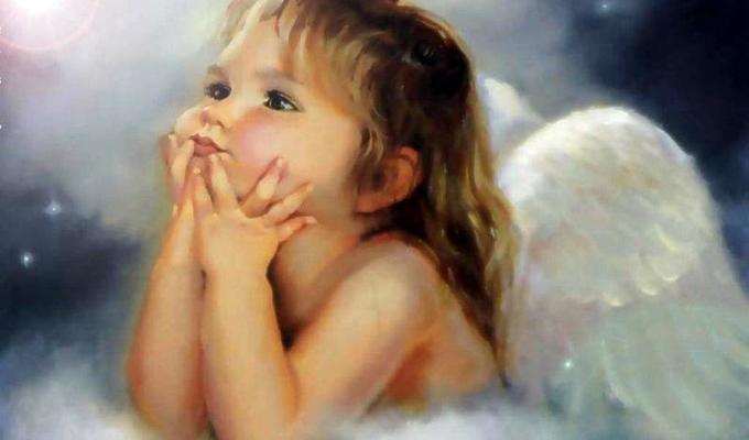A p�nteki nap angyali �zenete - Angyalok kicsiben