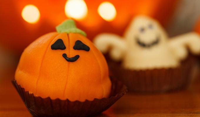 Halloweeni szellemes �dess�g!