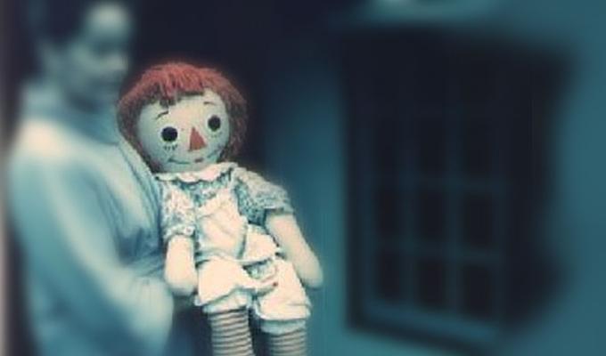 Annabelle, a d�moni baba igaz t�rt�nete 1.