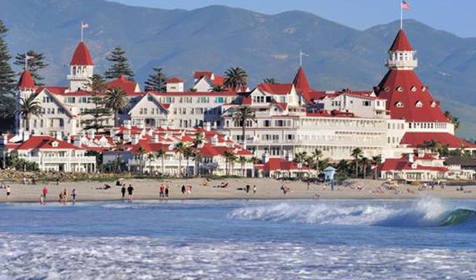 Hotel del Coronado - Kate Morgan rejt�lyes hal�la
