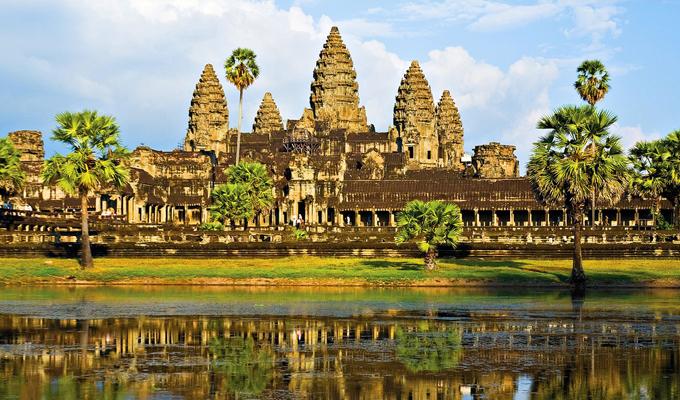Kambodzsa - A vil�g rejtett kincse