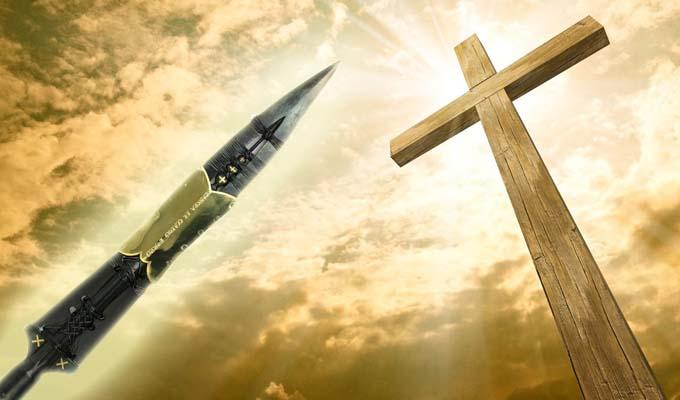 Mennyi Szent L�ndzsa kellett ahhoz, hogy J�zussal v�gezzenek?