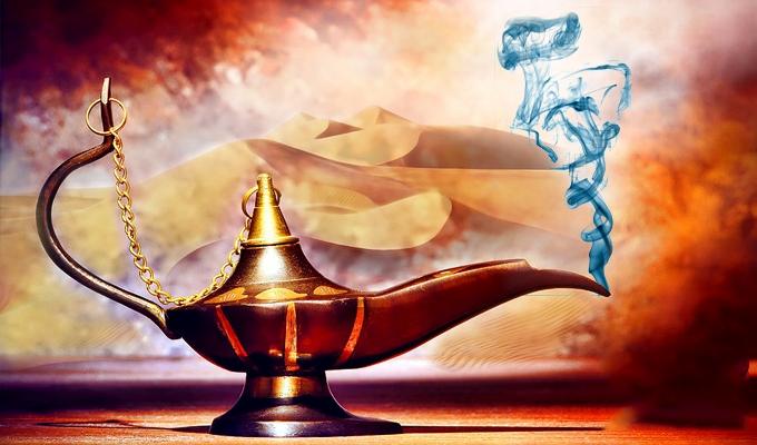 Mit �zen neked a L�mp�s Szelleme?