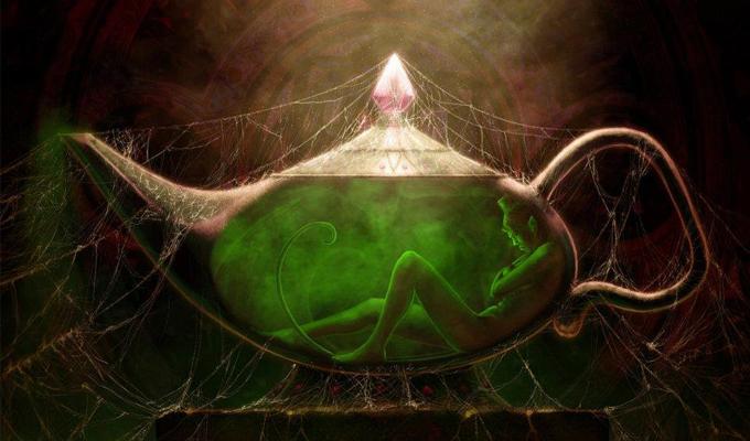 Az Aladdin sem kamu mese - A Dzsinnek Birodalma