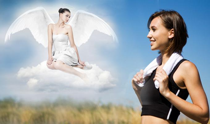 Sportolj egy�tt az angyalaiddal!