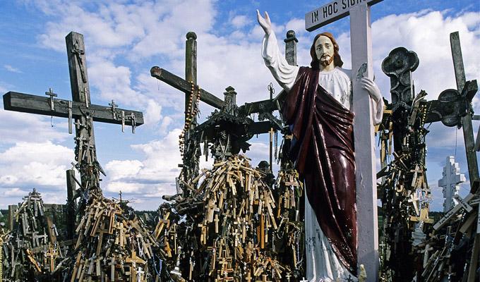 A megtestes�lt hit helye - A Keresztek Hegye