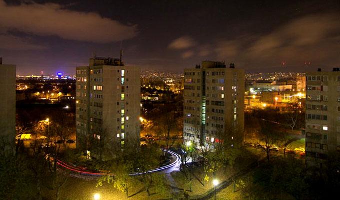 Szellemtelep Budapest sz�v�ben
