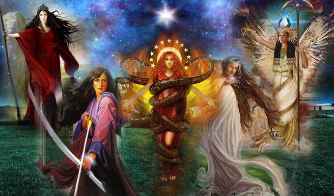 Melyik mitol�giai boszork�ny �l benned? - Csillagjegyed el�rulja