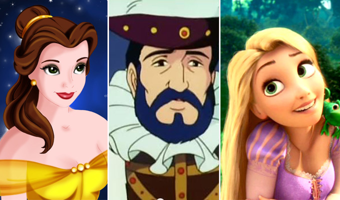 3 brut�lis mese �lc�zva - Disney koholm�nyok �s azok igaz t�rt�nete