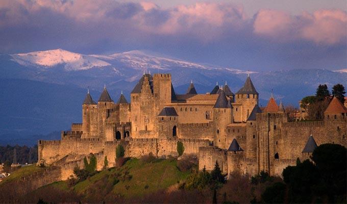 N�zd meg �s j�tssz vele! - Carcassonne-ban te is lenn�l v�rkisasszony