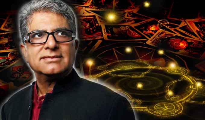 Sz�vlabirintus - Deepak Chopra szem�lyes �tmutat�sa Neked