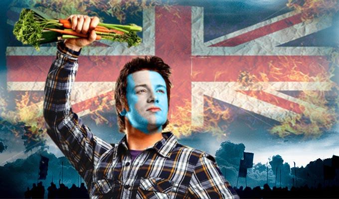 Jamie Oliver a milliomos k�cos rettenthetetlen harcos �s puc�rszak�cs - De vajon mit tud?