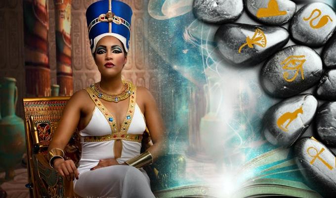 Nefertiti �si egyiptomi j�sk�vei el�rulj�k, mi v�r r�d