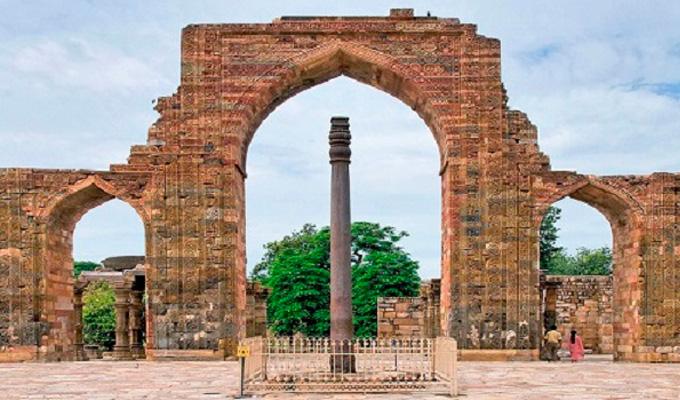 A Delhi vasoszlop titka