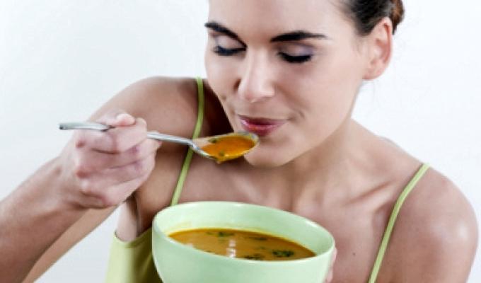 Nagy ny�ri leves di�ta - 2 nap alatt m�nusz 2 kg