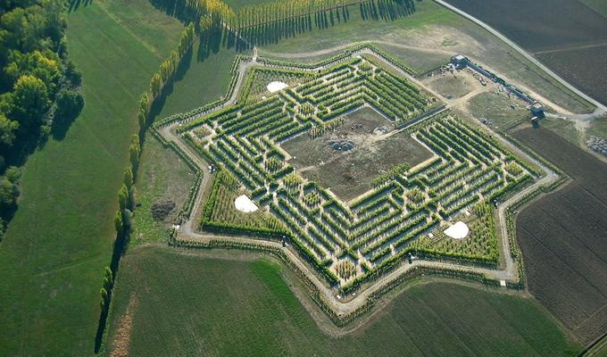 Utazz el az�rt, hogy elt�vedj - A vil�g legszebb labirintusai