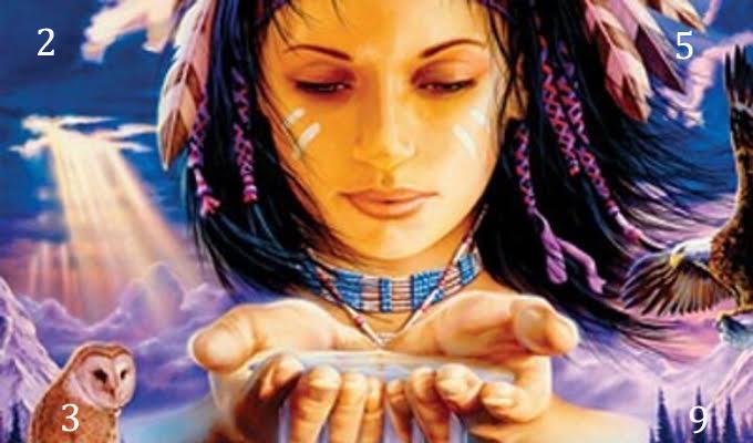 Melyik indi�n szellem lakozik benned? - Anasazi sz�mmisztika