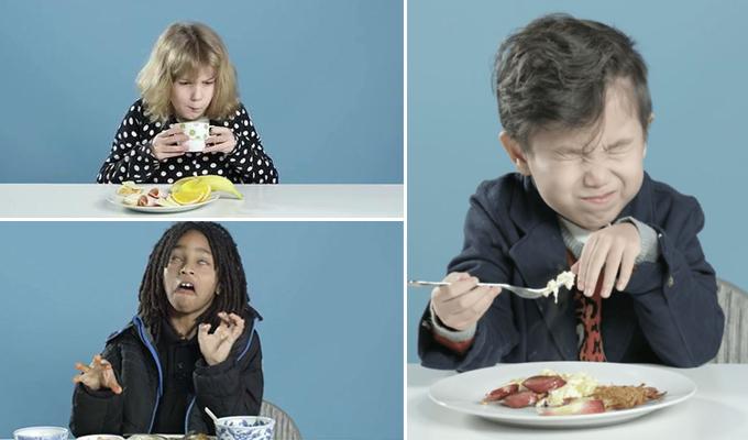 Reggeliundoritisz - Az amerikai gyerekeknek nagyon nem j�nnek be az eur�pai reggelik