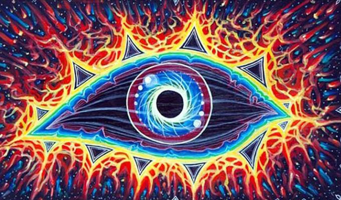 5 jel, hogy nyitva van a harmadik szemed