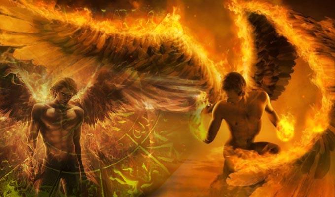 Melyik bukott angyal �ll melletted? - Grigori horoszk�p