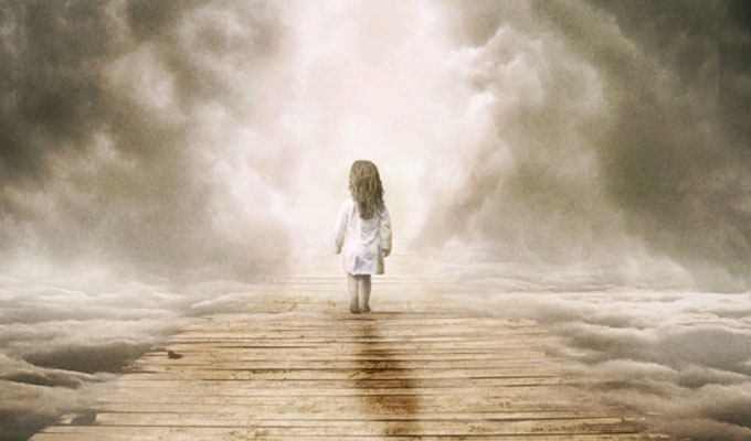 6 jel, hogy a gyermeked már többször is reinkarnálódott