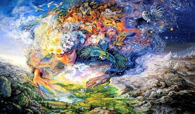 Gaia, a F�ldanya misztikus �zenete - A F�ld M�gia J�sk�rtya lapjain kereszt�l!