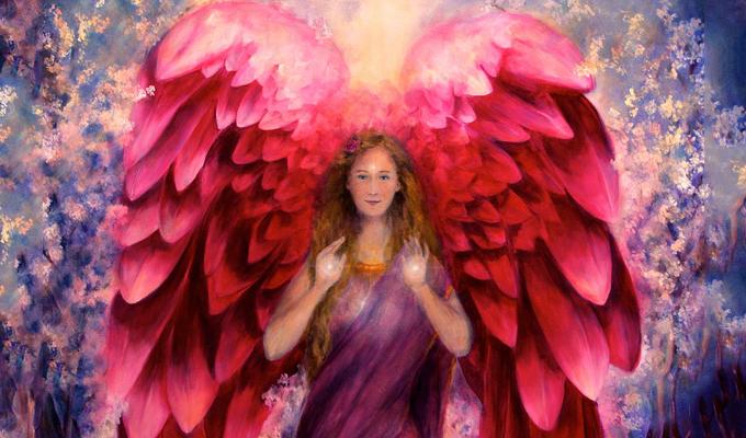 4 jel, hogy az angyalok meglepet�ssel k�sz�lnek Neked Valentin-napra