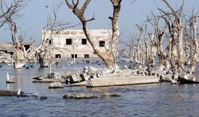 4 szerencs�tlen sors� hely, ahonnan egy term�szeti katasztr�fa �r�kre el�zte az embereket