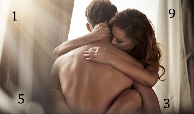 Szex, szerelem, v�gzet a sz�mok t�kr�ben - Szem�lyis�ged �s szexualit�sod alapvet� von�sai