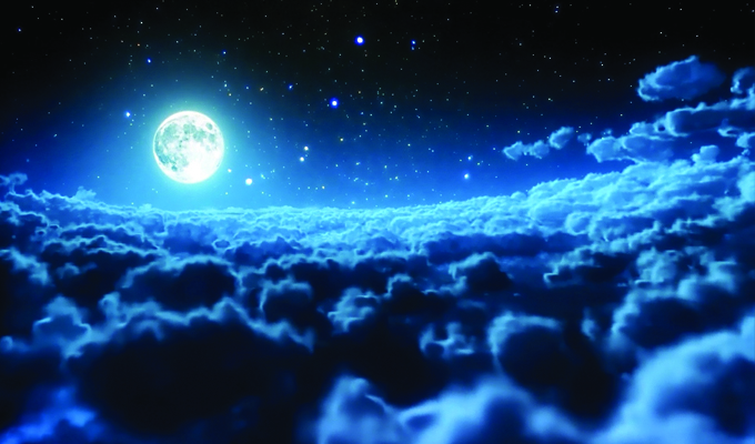 Az égbolt üzenete - Mire van a legégetőbb szükséged jelen életszakaszodban?