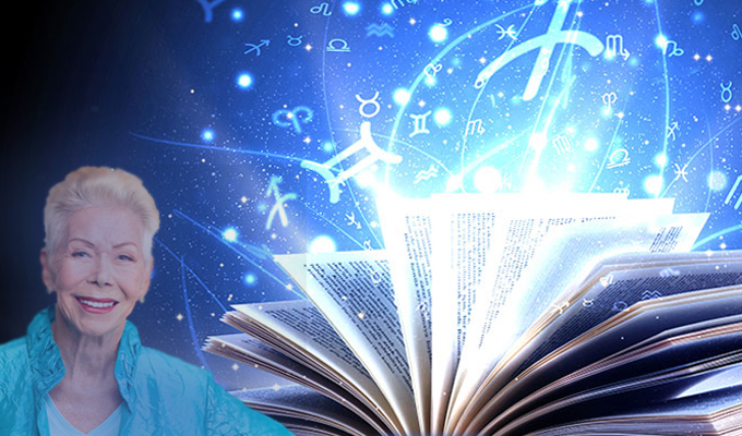Louise Hay meger�s�t�se �s �zenete a csillagjegyeknek - Neked mit �zen?