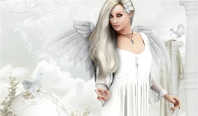 A h�tf�i nap angyali �zenete