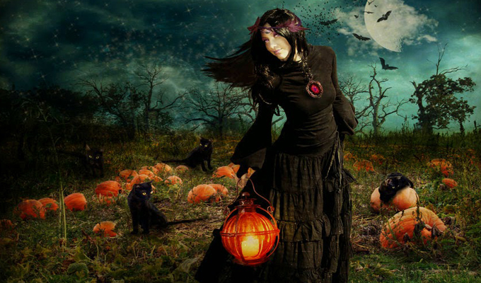 5 boszork�nyos m�gia az �v egyik legnagyobb �nnep�re a k�zelg� Samhainra