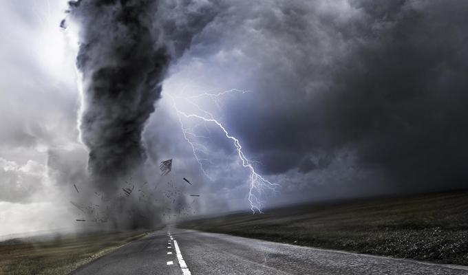 Vihar-teszt - Milyen viharok d�lnak a lelked m�ly�n?