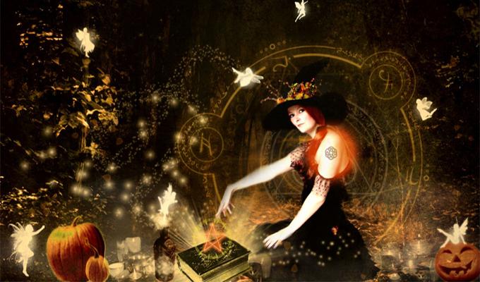 Hogyan hatnak r�d Samhain m�gikus energi�i? - A csillagjegyed most is �rulkodik!