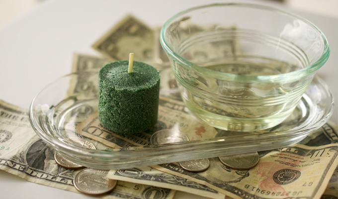 Használd ezt a rituálét arra, hogy bevonzd a pénzt és megváltozzon az életed - Örökre!