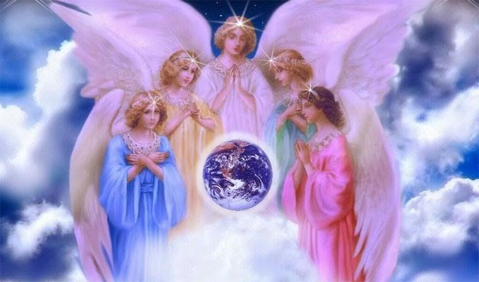 Angyali jóslatok - Kaptál egy angyali jelet, elmélkedj el rajta!