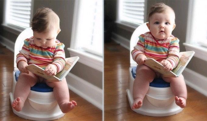 Ez a hihetetlennek tűnő módszer mindössze 3 nap alatt megtanítja a gyermekedet a bili használatára!