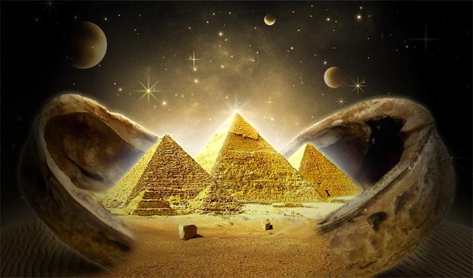 Jósolj a piramisok titkaiból! -  Kattints egy kártyalapra és tudd meg, mit tartogat a jövő számodra