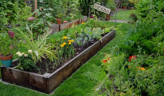 9 szuper ötlet, amely igazi country hangulatot varázsol a kertedbe