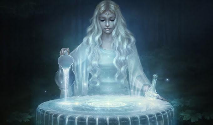 Milyen varázslat aktiválódik az életedben? - A Fehér Mágia Tarot Varázslat kártya megsúgja!