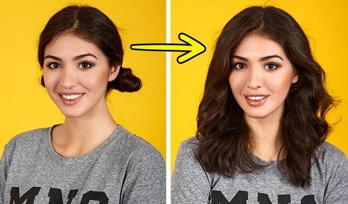 9 trükk, mely segít abban, hogy mindig gyönyörű, dús legyen a hajad
