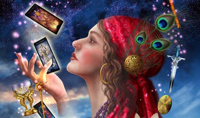 Napi Tarot - Kedd