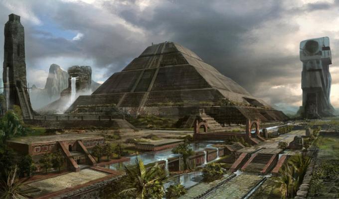 6 ősi civilizáció, amely minden jel szerint, kapcsolatban áll az idegenekkel